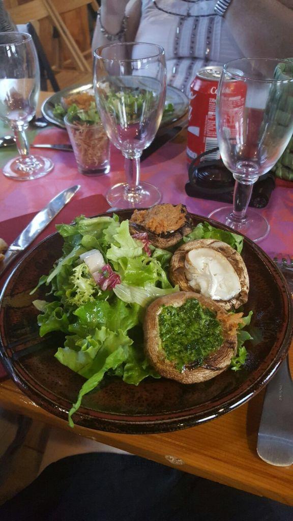 assiette de Galipettes