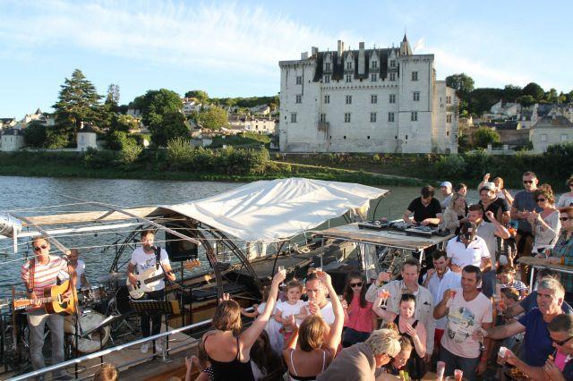 Anniversaire sur la Loire